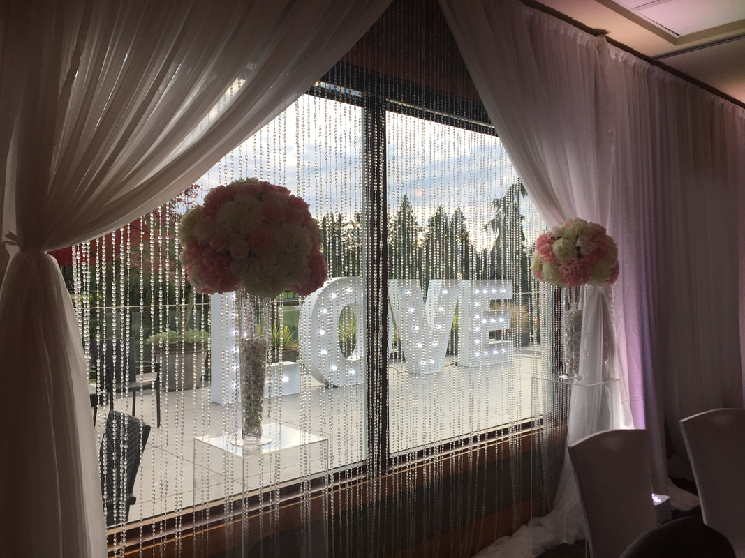 Marine Drive Golf Course wedding